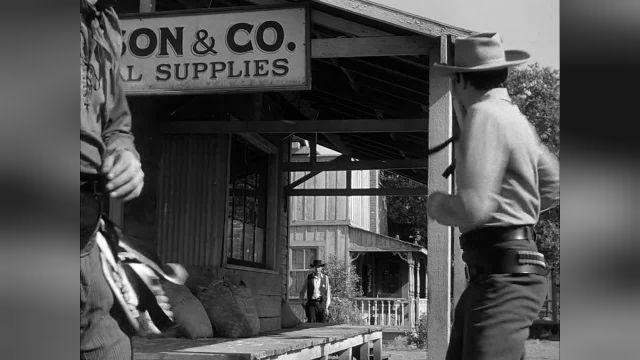 ماجرای نیمروز  ( ظهر داغ )  High Noon 1952 #دوبله