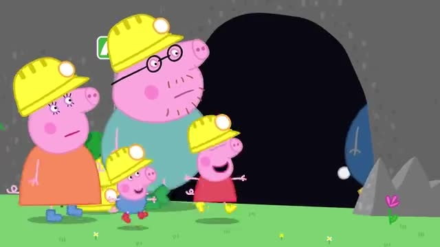 دانلود انیمیشن پیپا پیگ (peppa pig) قسمت 26