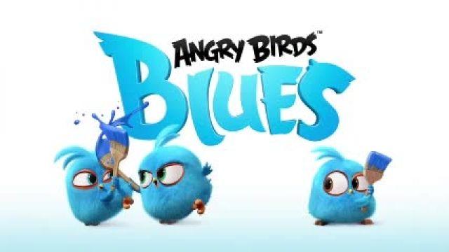 پرندگان خشمگین (Angry birds) قسمت 35