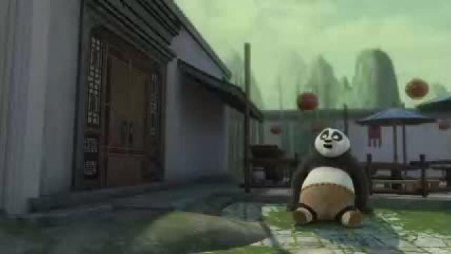 کارتون پاندای کونگ فو کار-قسمت 2- فصل 3