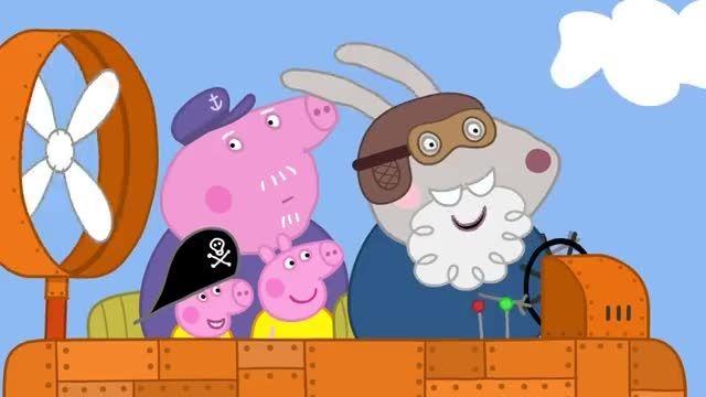 دانلود انیمیشن پیپا پیگ (peppa pig) قسمت 23