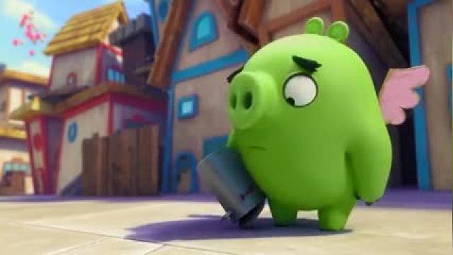 دانلود انیمیشن خوک ها (piggy tales) فصل 3 قسمت 21
