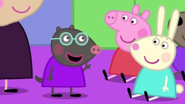 دانلود انیمیشن پیپا پیگ (peppa pig) قسمت 46