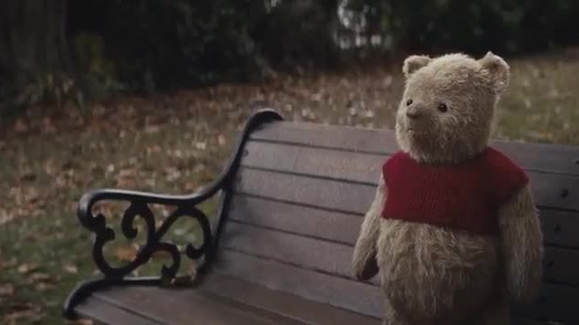 دانلود انیمیشن سینمایی - Christopher Robin 2018 - کریستفر رابین دوبله فارسی