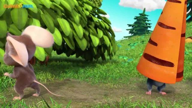 شعرو ترانه های کودکانه انگلیسی - Little Bunny Foo