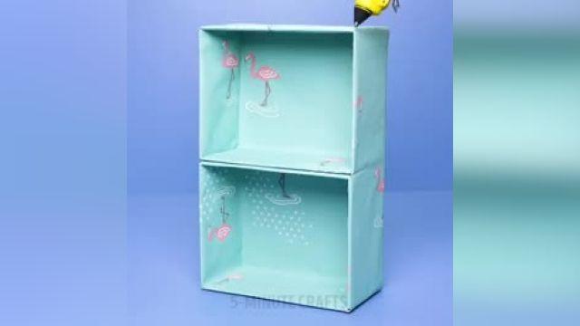 ترفندهای جالب با جعبه و کارتن خالی