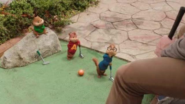 دانلود انیمیشن آلوین و سنجاب ها Alvin and the Chipmunks: The Road Chip 2015