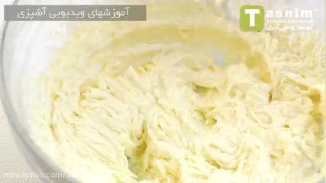 طرز تهیه کیک کره
