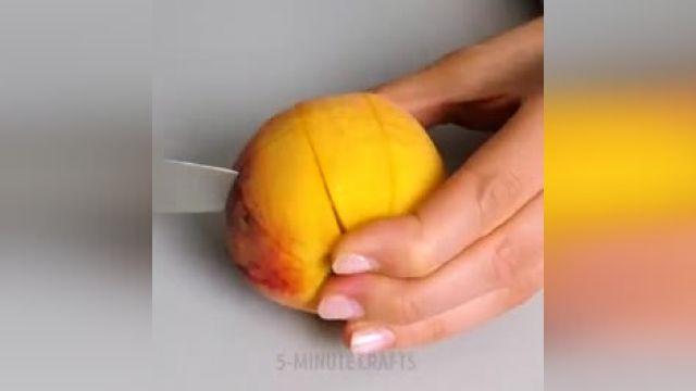29 ایده جالب برای برش میوه ها