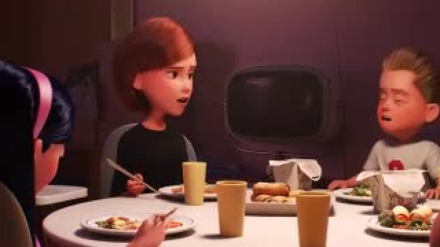 دانلود انیمیشن شگفت انگیزان 2 The Incredibles 2 2018 با دوبله فارسی