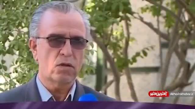 اظهار نظر عجیب «نجمه جودکی» درباره منشا ملخ های تهران