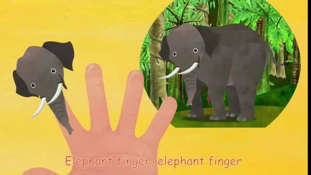 ترانه های کودکانه انگلیسی - حیوانات