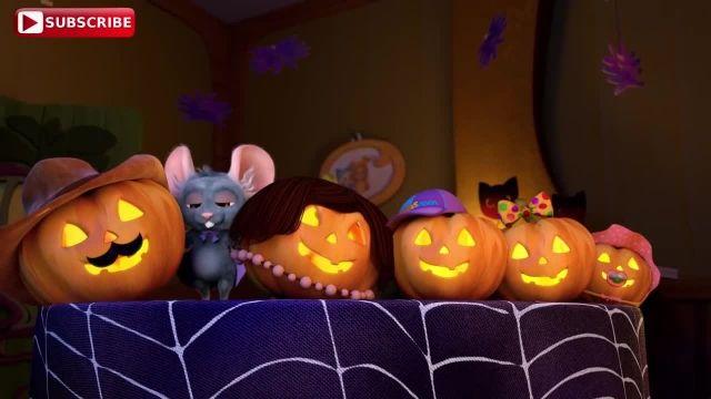 شعرو ترانه های کودکانه انگلیسی - هالووین خانواده انگشت