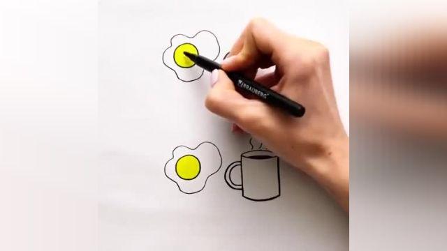 15 روش خارق العاده برای کشیدن نقاشی