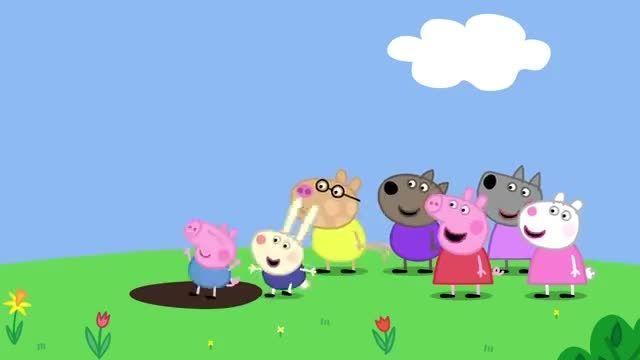 دانلود انیمیشن پیپا پیگ (peppa pig) قسمت 5