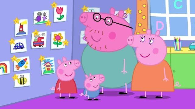 دانلود انیمیشن پیپا پیگ (peppa pig) قسمت 49