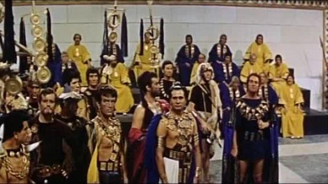 عشقهای سالامبو  The Loves of Salammbo 1960  نسخه برتر با دوبله فارسی