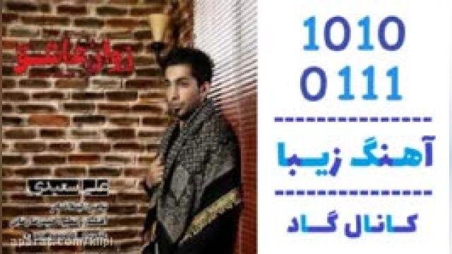 دانلود آهنگ زوار عاشق از علی سعیدی