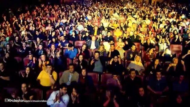 دانلود موزیک ویدیو مشکی رنگ عشقه از رضا صادقی