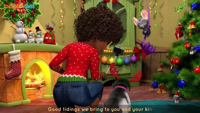 شعرو ترانه های کودکانه انگلیسی - کریسمس2