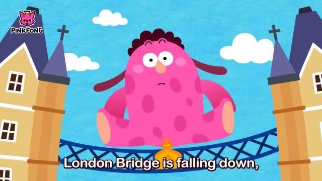 شعرو ترانه های کودکانه انگلیسی - لندن پل