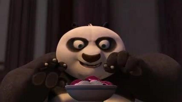 دانلود انیمیشن سریالی پاندای کونگ فو کار قسمت 3
