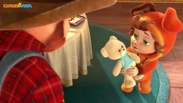 شعرو ترانه های کودکانه انگلیسی - تدی خرس2