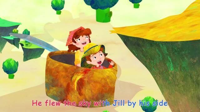 ترانه های کودکانه انگلیسی - جک و جیل