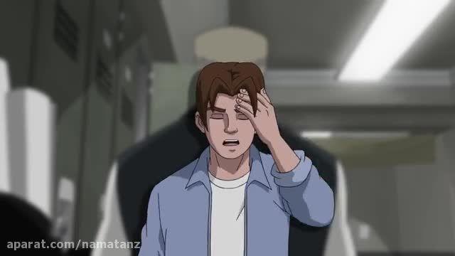 دانلود کارتون مرد عنکبوتی نهایی (Ultimate Spiderman) فصل 1 قسمت 8