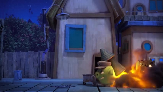 دانلود انیمیشن خوک ها (piggy tales) فصل 3 قسمت 27