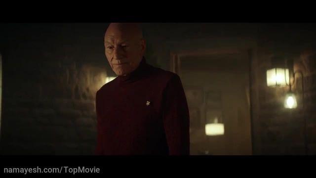 دانلود پیشتازان فضا : پیکارد قسمت 1 فصل 1 ( Star Trek: Picard )