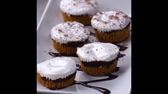 طرز تهیه ایده های تزیینی برای کیک و دسر در خانه