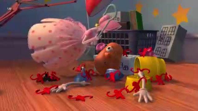 دانلود انیمیشن Toy Story 2 داستان اسباب بازی 2 با دوبله فارسی