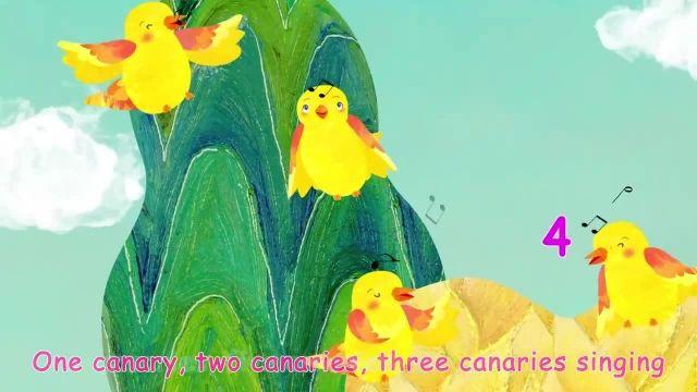 ترانه های کودکانه انگلیسی - پرنده