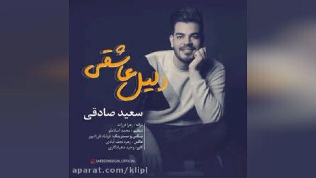 دانلود آهنگ دلیل عاشقی از سعید صادقی