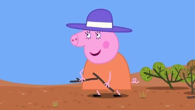 دانلود انیمیشن پیپا پیگ (peppa pig) قسمت 42