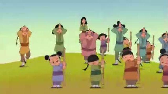 دانلود انیمیشن مولان 2 Mulan 2 2004 دوبله فارسی