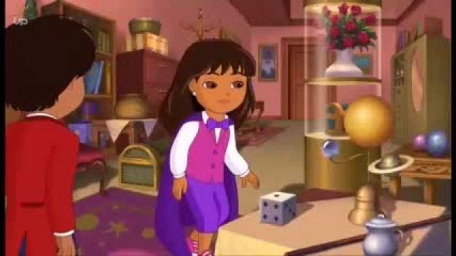 دانلود انیمیشن دورا و دوستان در شهر قسمت 2 با دوبله فارسی