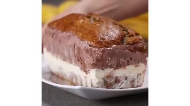 ترفندهای کاربردی آشپزی - 5 دستورالعمل برای طرز تهیه کیک بستنی های خانگی