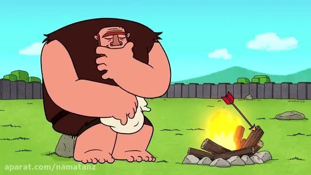 انیمیشن جنگ قبایل (Clash A Rama)  فصل 1 قسمت 2