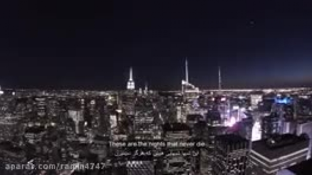 موزیک ویدیو خارجی Nights از Avicii