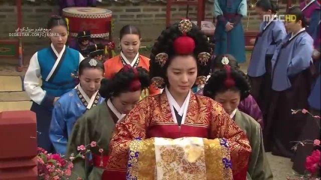 دانلود سریال کره ای افسانه دونگی دوبله فارسی قسمت 27