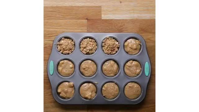 نکات کاربردی آشپزی - طرز تهیه کلوچه مخصوص فصل زمستان در چند دقیقه