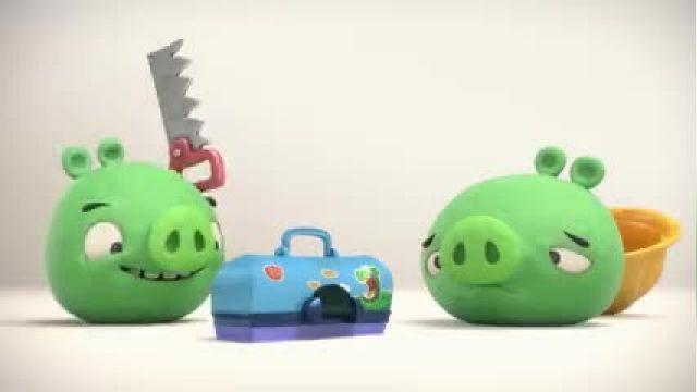 دانلود انیمیشن خوک ها (piggy tales) فصل 2 قسمت 20