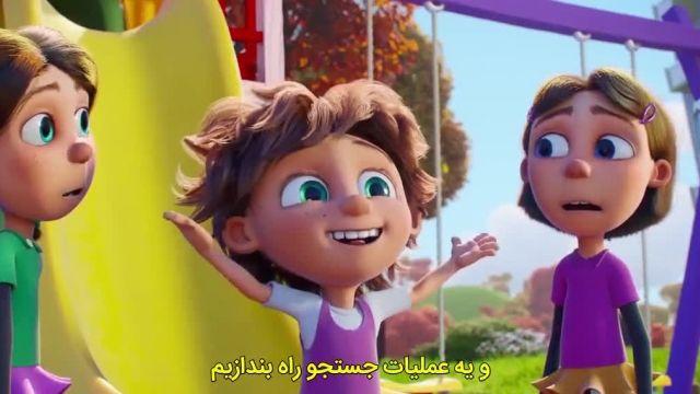 انیمیشن الا بلا بینگو بازیرنویس چسبیده فارسی Ella Bella Bingo 2020