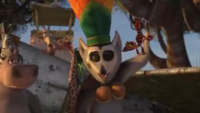 دانلود انیمیشن ماداگاسکار 2 با دوبله فارسی Madagascar 2008