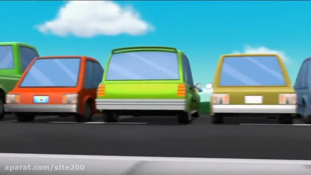 انیمیشن سگ های نگهبان قسمت 95 دوبله فارسی
