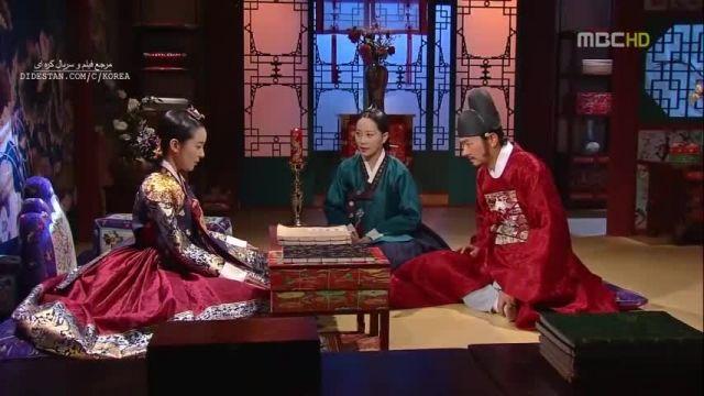 دانلود سریال کره ای افسانه دونگی دوبله فارسی قسمت 36