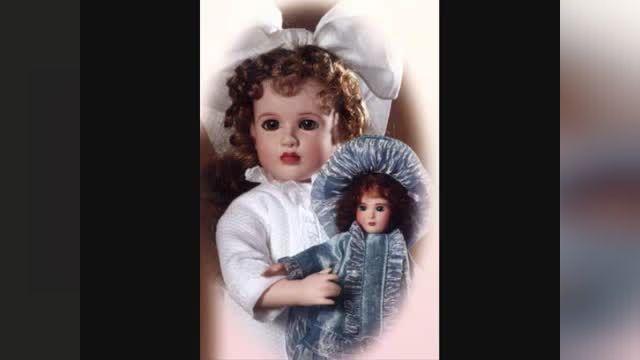 ترانه های کودکانه - عروسک قشنگ من همراه با متن کامل