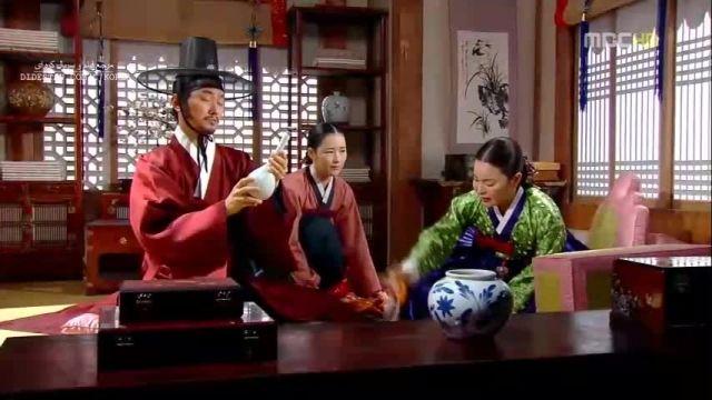 دانلود سریال کره ای افسانه دونگی دوبله فارسی قسمت 13